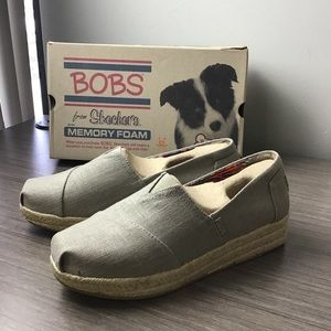 Bobs By Skechers Taupe